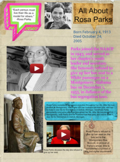 Rosa Parks Project Glog