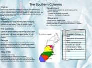 The Southern Colonies 's thumbnail