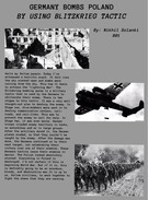 WWII Blitzkrieg News Article's thumbnail