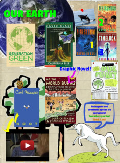 Geography/Earth Conservation