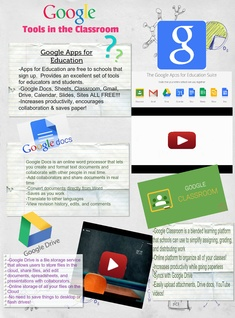 Google Tools in the Classroom