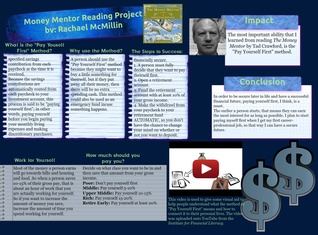 Money mentor reading project