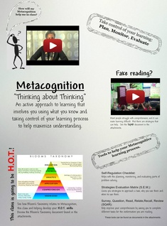 Metacognition in the Classroom