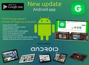 Android app update's thumbnail