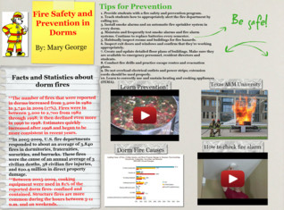 Fire Safety and Prevention