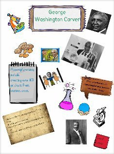 george washington carver 5McK