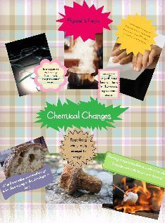 chemical-physical changes glog