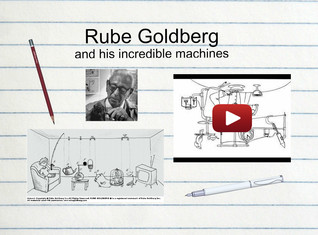 'Rube Goldberg's inventions' thumbnail