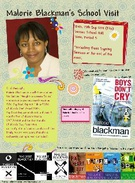 Meeting Malorie Blackman's thumbnail