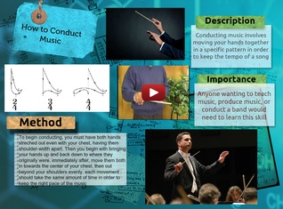 How to Conduct Music