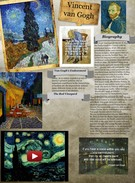 Van Gogh Artist of the Month's thumbnail