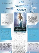 """The Diamond Secret"" Glogster-BookJacket's thumbnail"