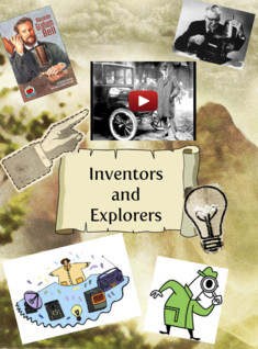 inventions and eplorers