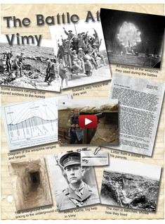 The Battle At Vimy