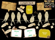 Composer biography's thumbnail