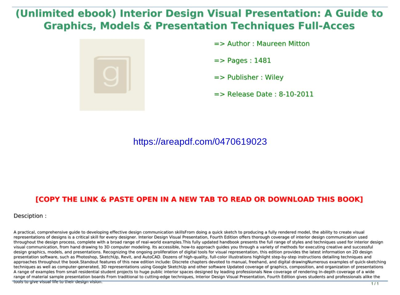 Unlimited Ebook Interior Design Visual Presentation A Guide To Graphics Models Presentation Te Text Images Music Video Glogster Edu Interactive Multimedia Posters