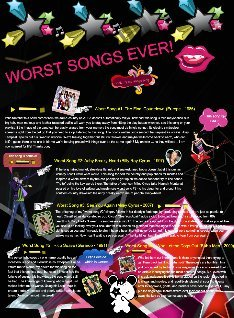 Worst Songs Ever!