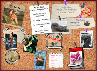 Digital Pinboard