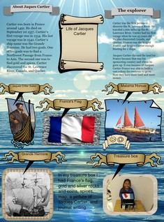 Life of Jacques Cartier