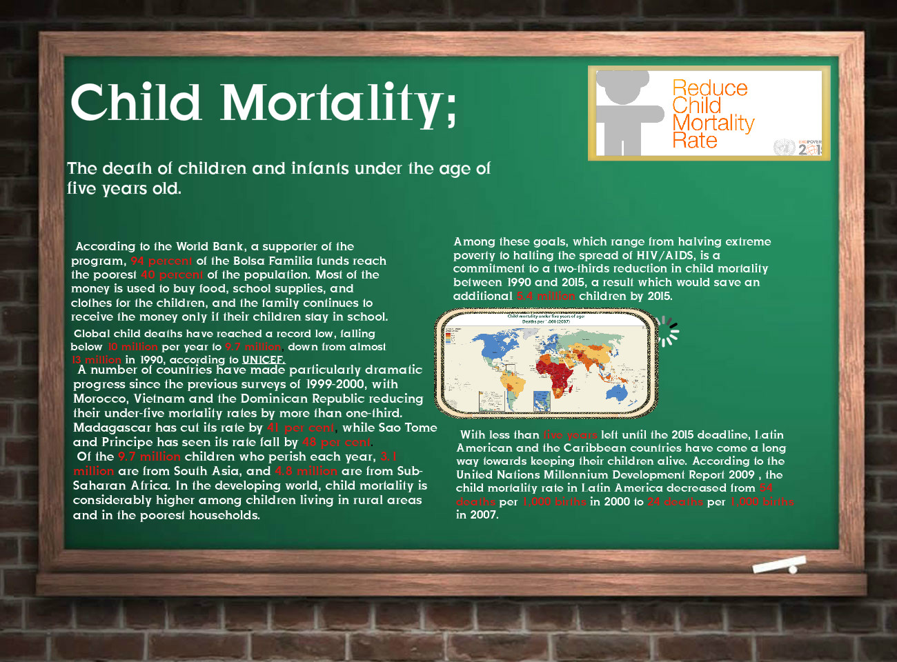 Child Mortality Research