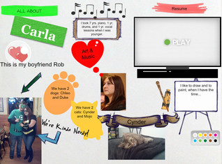 All About Carla