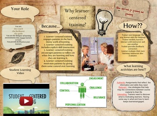 Learner-centered training