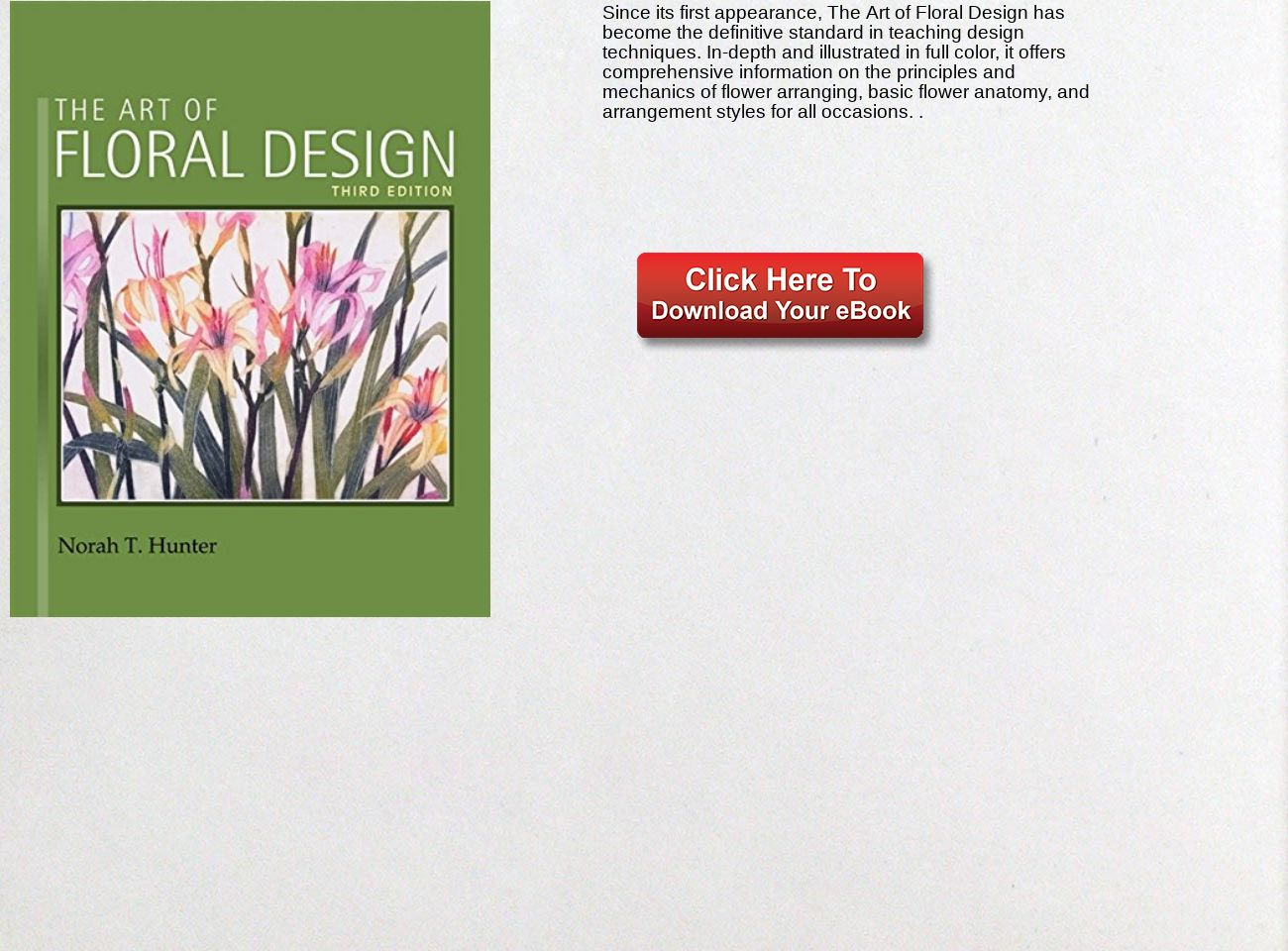 Download Ebook The Art of Floral Design PDF: text, images, music