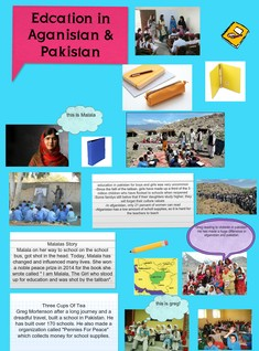 Education in Afghanistan and Pakistan