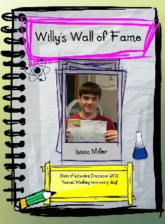 Willy Wall of Fame