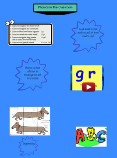 Phonics in the classroom