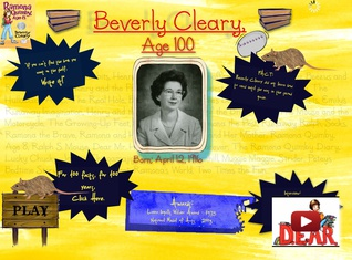 Beverly Cleary Author Study