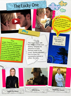 The Lucky One Book Report