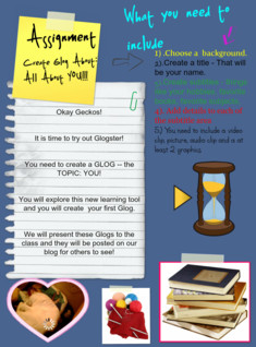 assignment all about you