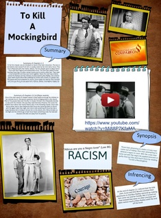 [2015] Nicolas Saccoccia: To Kill a Mockingbird