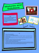 Mixtures and Solutions's thumbnail