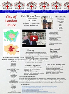 Kate c. City of London Police Poster