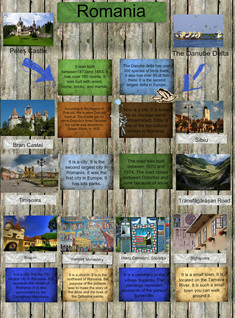 Places to see in Romania