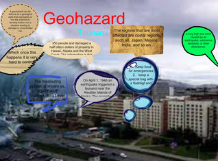 Geohazards