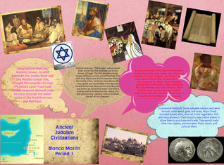 Ancient Judaism Civilization