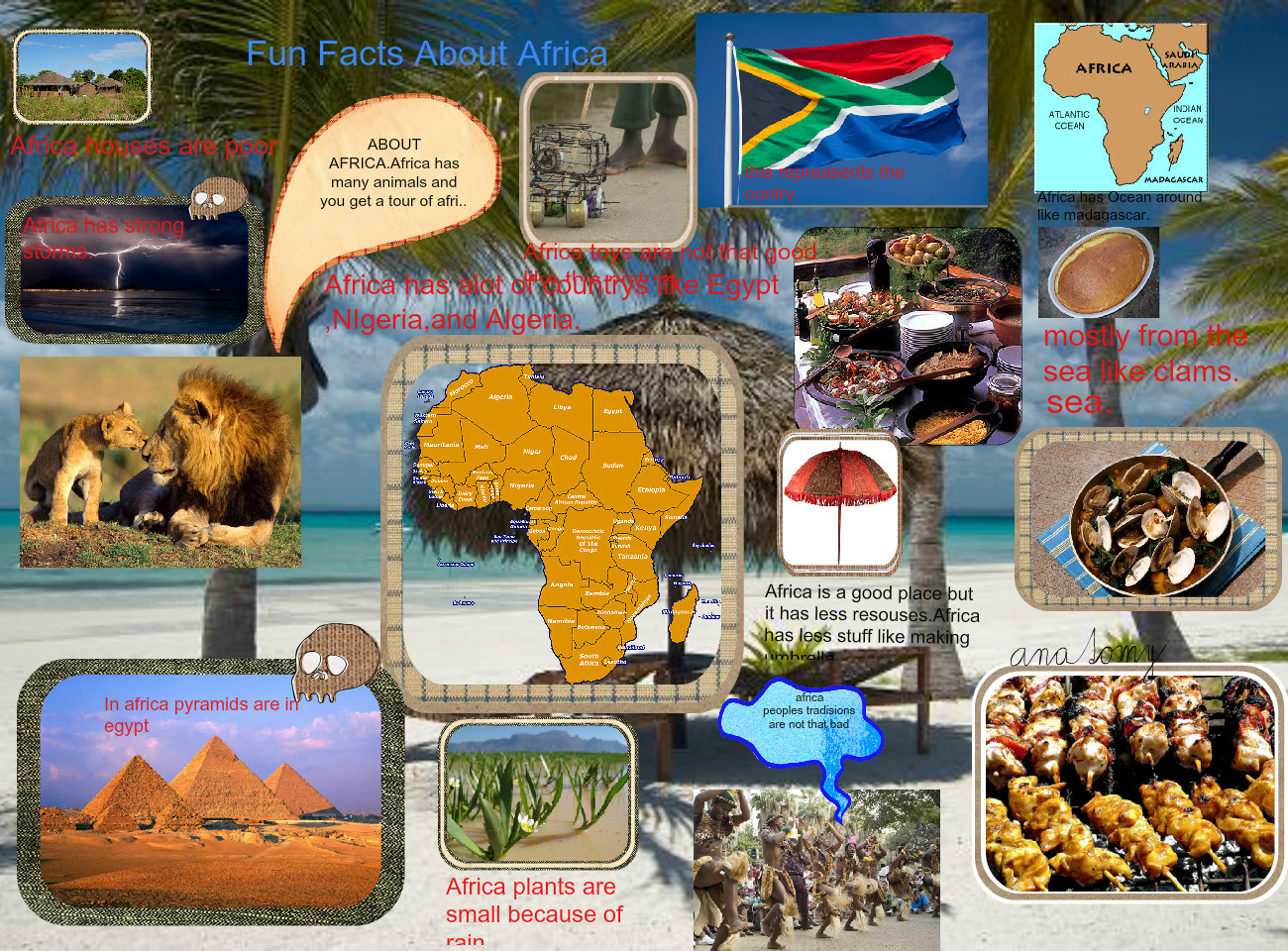 Fun Facts About Africa