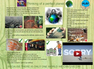 [2015] sdvgdf fgdf (2º ESO A): Thinking of the perfect planet
