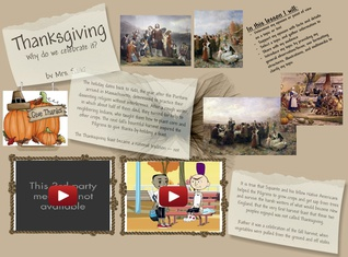 Thanksgiving - Why do we celebrate?