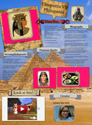 Cleopatra book report Ainsley Holt's thumbnail