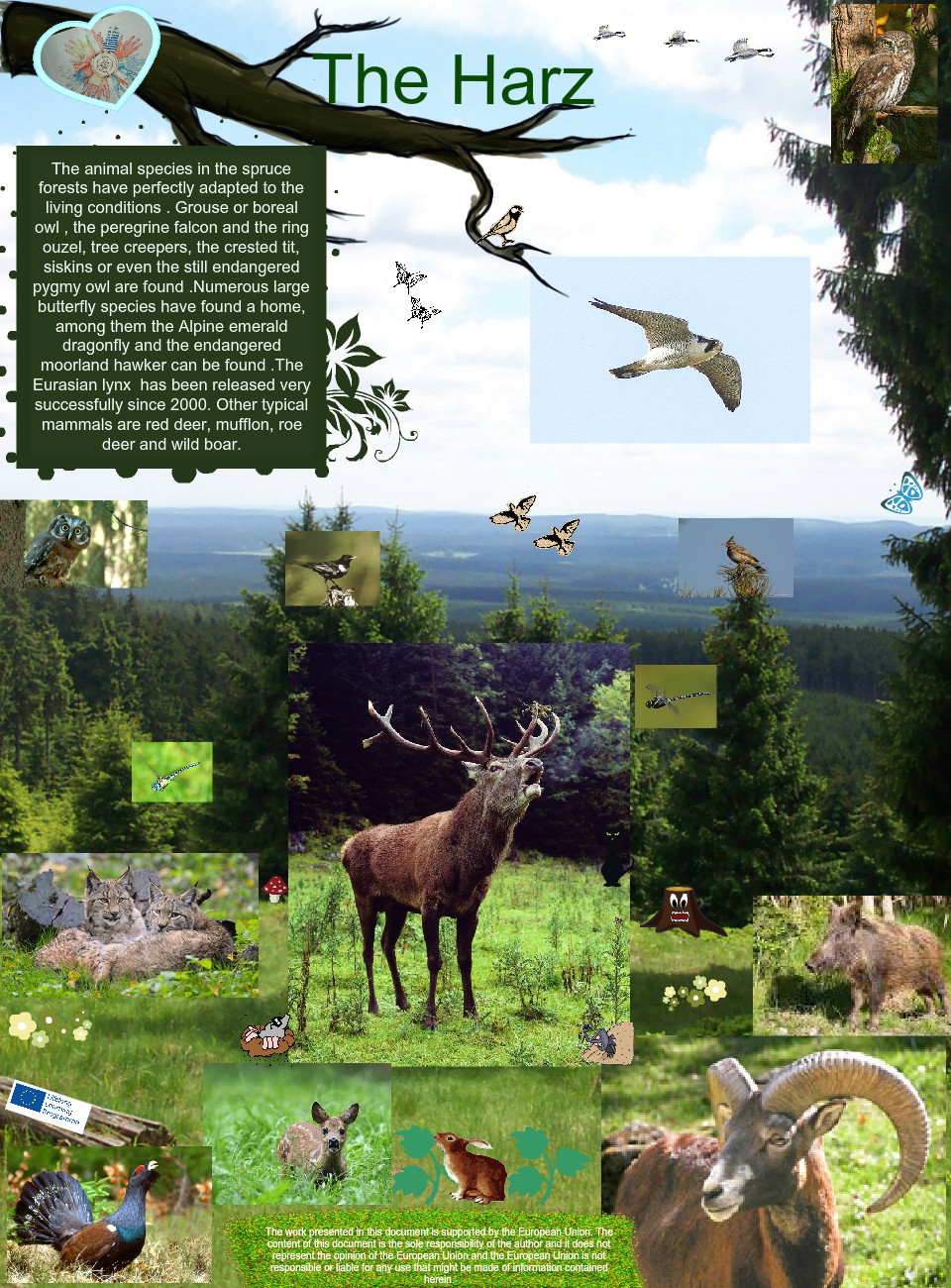 The Harz Overview