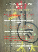 Six Rules For Online Use (High School Expectations)'s thumbnail