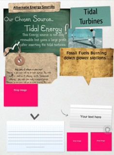 Alternate Energy Source - Tidal Energy