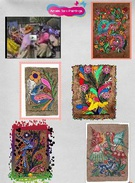 amate bark paintings's thumbnail
