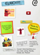 Madeline This is about ELMO!  LOLOLOL!'s thumbnail