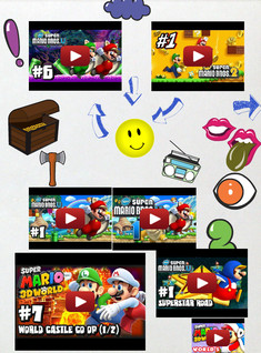 Mario and Pictures