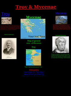 Troy & Mycenae Mr. Meador